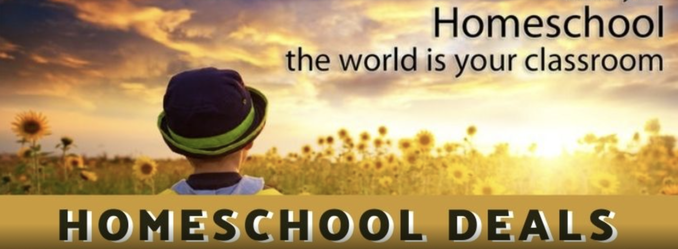 Homeschool Deals Facebook Group